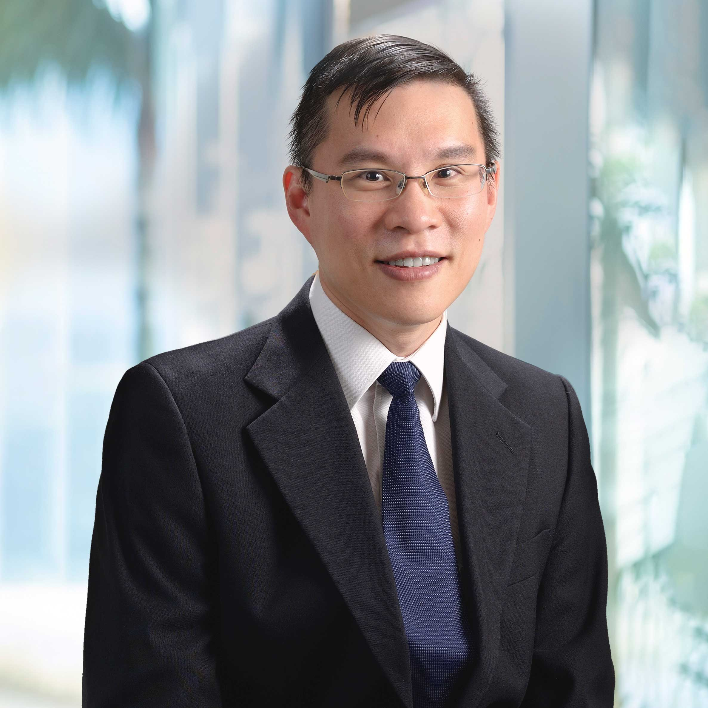 Dr. Liew Woei Kang - Paediatrician