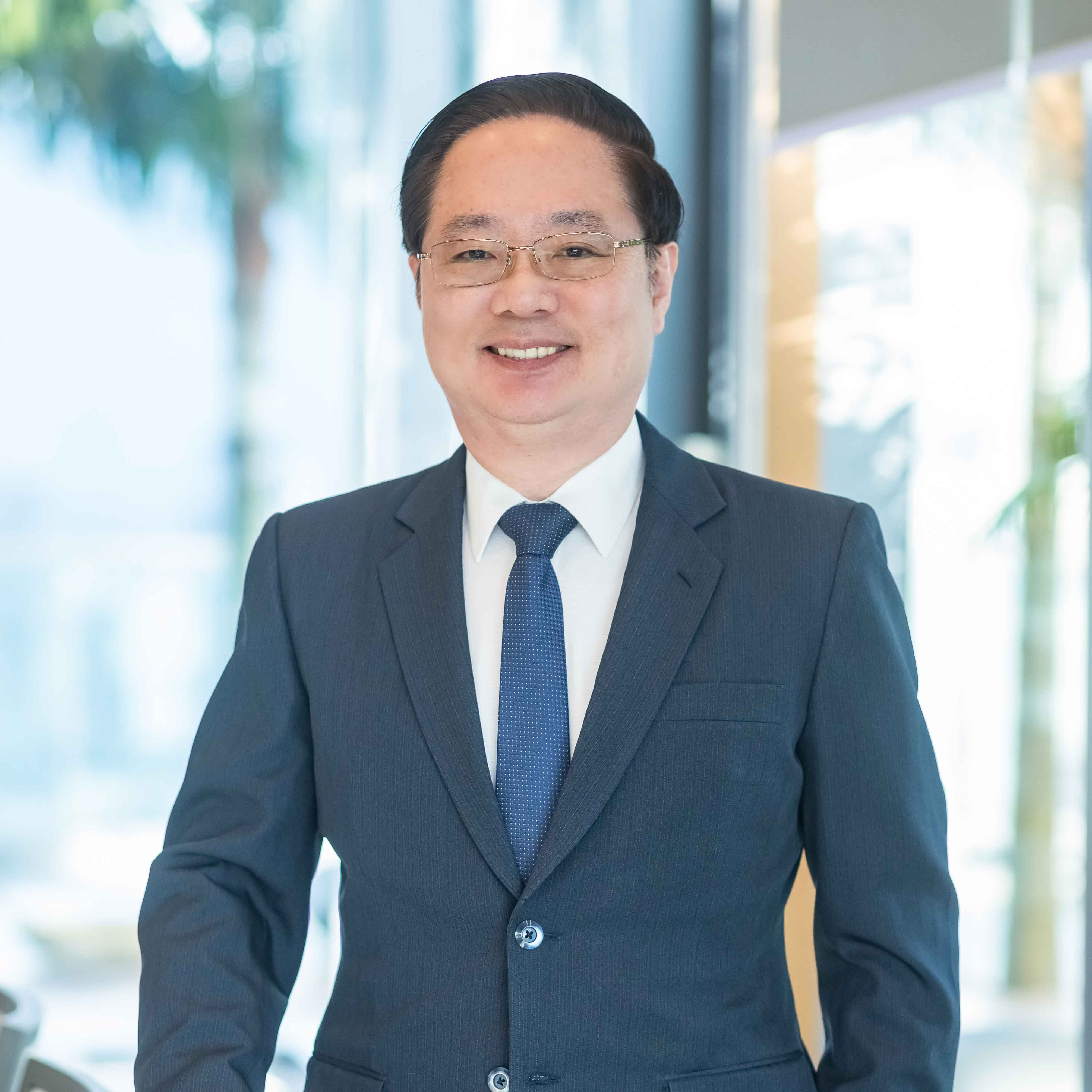 Dr. Loke Kah Leong - Obstetrician and gynaecologist