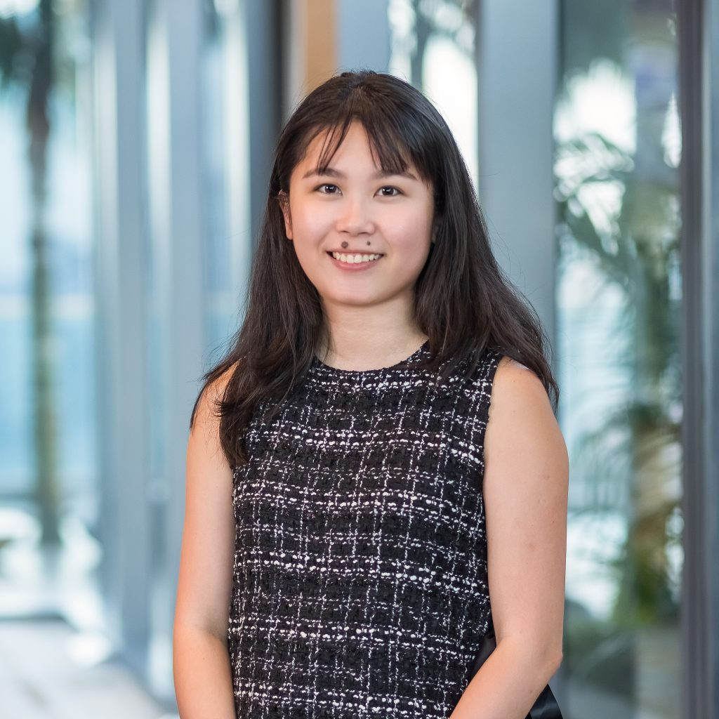 Helen Tan - Manager of Finance SWCMG