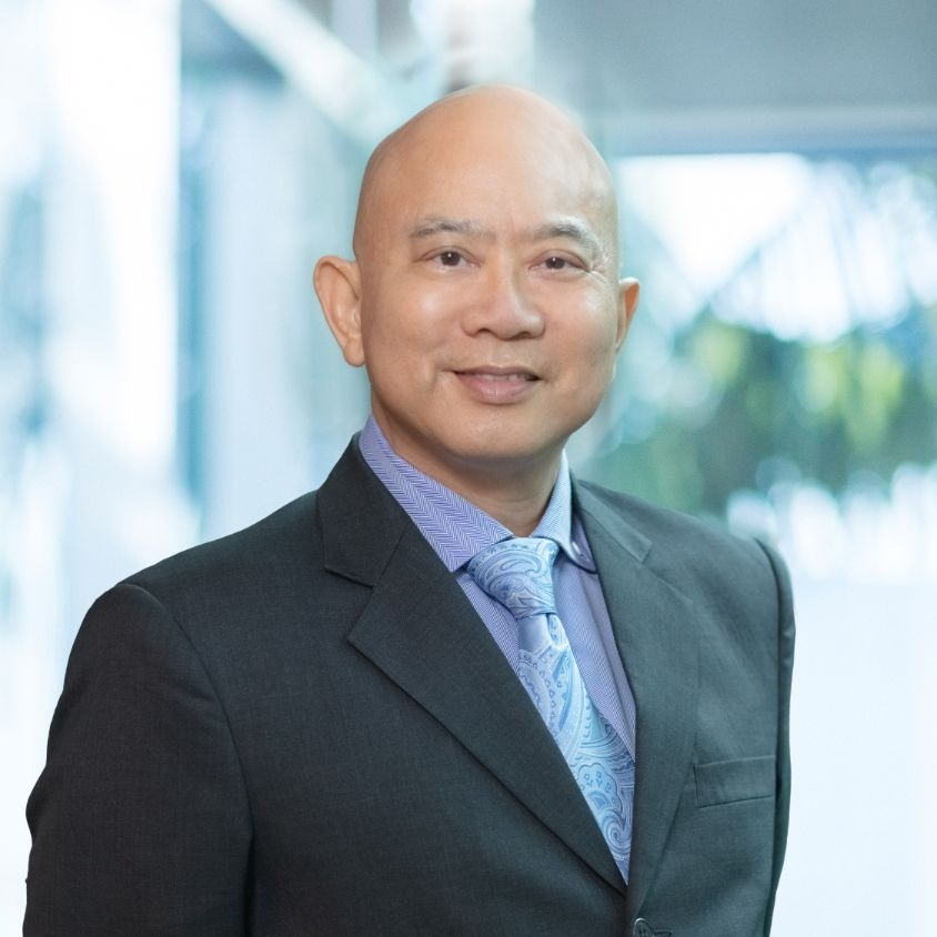 Mr Chin Sek Peng